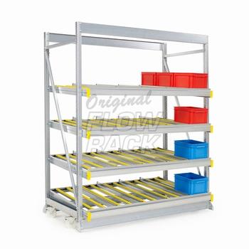 Kanban mobile rack bay width1790 mm