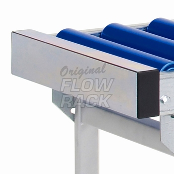 End profile roller conveyor
