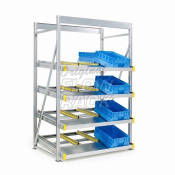 Kanban stationary rack KLT-version