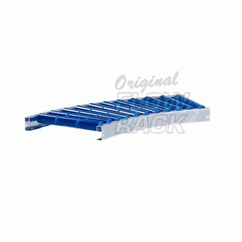 Roller conveyor curve 45°