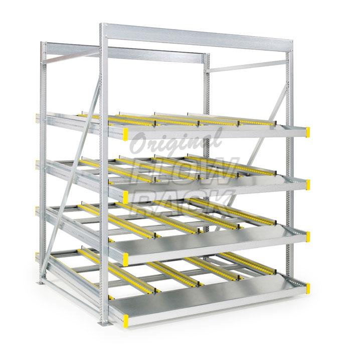 Flow rack CBL-version bay width 1790 mm