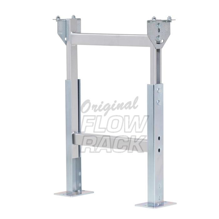 H-stand roller conveyor heavy-duty