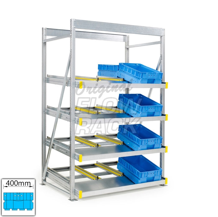 Kanban stationary rack KLT-version