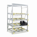 Flow rack CBL-version bay width 1390 mm