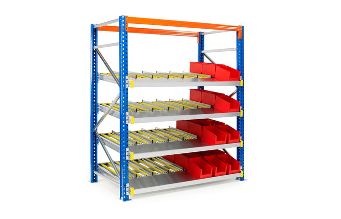 IN PALLET RACKING